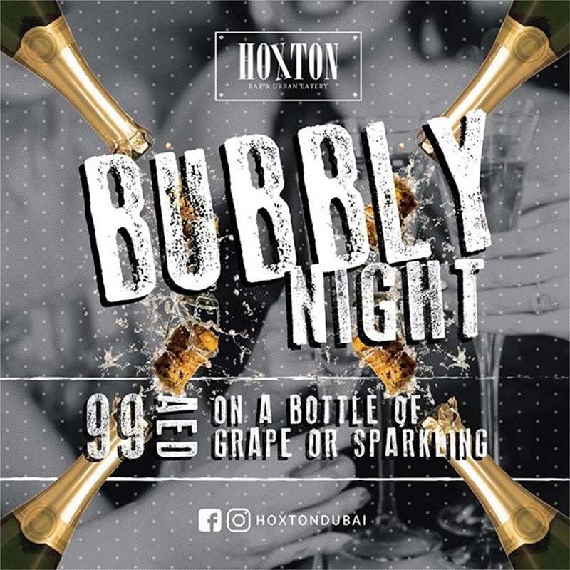 Bubbly-Night