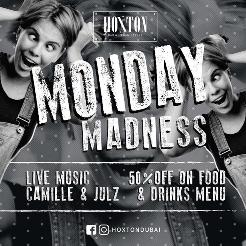 Monday-Madness